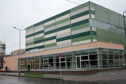 Спортна зала Иван Вазов
