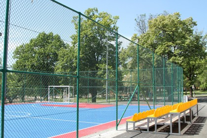 """1 игрище за мини футбол – парк """"Артилерийски"""""""