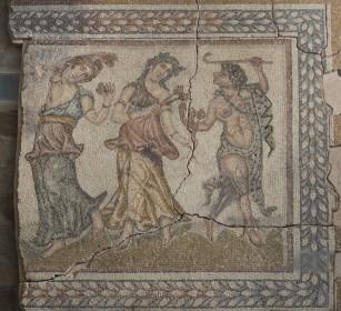 Антични мозайки