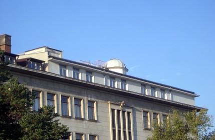 """Народна астрономическа обсерватория """"Юрий Гагарин"""""""